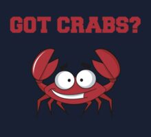 Got Crabs? by Alsvisions