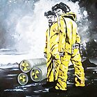 Breaking Bad Hazmat Suits by drknice