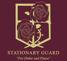 Stationary guard by MariaDesign