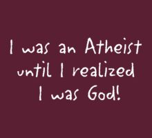 Atheist Until by e2productions