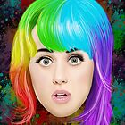 Katy Perry by yajyolid