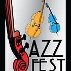 Jazz Poster by Brandon Matlock