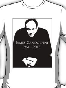 James Gandolfini T-Shirt