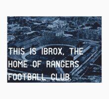 Rangers Football Club Kids Clothes