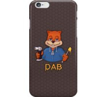 Squirrel Dab iPhone Case/Skin