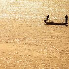 A Good Day on the Water, Phong Nha, Vietnam, 2013 by Zati