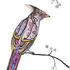 Bright Pretty Birdy by samclaire