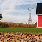 Windmill; A Series: #3 by Caleb Ward