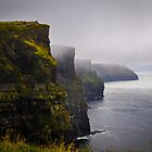 Cliffs of Moher by Ashley Hirst