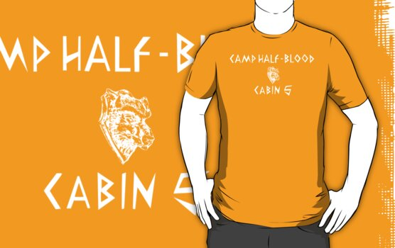 Camp Half-Blood - Cabin 5 by mlny87