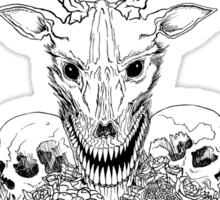 Hannibal - Eat the Rude  Sticker