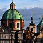 Prague by Jennifer Lyn King