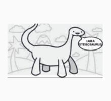 I am a stegosaurus by Jersh