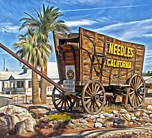 Needles California by GregorDyer