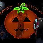 Creepy Halloween by Dulcina