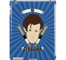 Eleven - Geronimo iPad Case/Skin