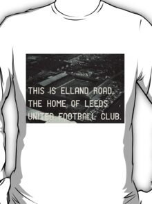 Leeds United Football Club T-Shirt