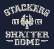 Stackers Shatterdome by MrSchadenfreude