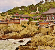 The Edge of Dragon Temple by Fike2308