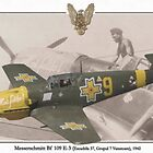 Messerschmitt Bf 109 E-3 by A. Hermann