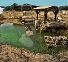 ▂ ▃ ▅ ▆ █ THE SUPPOSED LOCATION WHERE JOHN BAPTIZED JESUS CHRIST EAST OF THE RIVER JORDAN █ ▆ ▅ ▃ by ╰⊰✿ℒᵒᶹᵉ Bonita✿⊱╮ Lalonde✿⊱╮