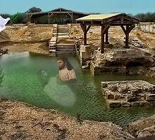 ▂ ▃ ▅ ▆ █ THE SUPPOSED LOCATION WHERE JOHN BAPTIZED JESUS CHRIST EAST OF THE RIVER JORDAN █ ▆ ▅ ▃ by ╰⊰✿ℒᵒᶹᵉ Bonita✿⊱╮ Lalonde✿⊱╮