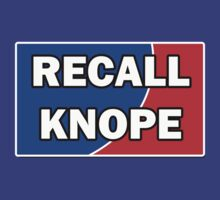Recall Knope by HighDesign
