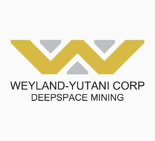 Weyland-Yutani Mining by queencreative