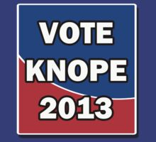 Vote Knope 2013 by HighDesign
