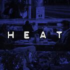 HEAT - Poster 1 by Mark Hyland