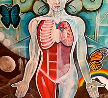 Anatomy of the soul's path by Abi Abbott