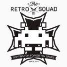 The Retro Squad - Emblem 1 by RetroReview