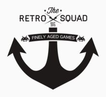 The Retro Squad - Emblem 3 by RetroReview