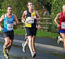 Runners by John (Mike)  Dobson