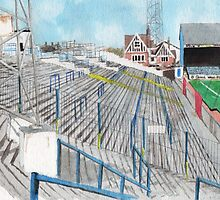 Reading - Elm Park by sidfox