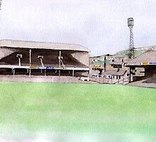 Swansea City - Vetch Field by sidfox