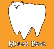 This is ... A Molar Bear, at least I think it is :P by AxelPyro