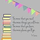 Read, Dr Seuss by VieiraGirl