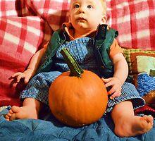 Color PumpkinBoy by Danielle LaBerge