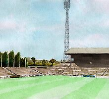 Fulham - Craven Cottage by sidfox