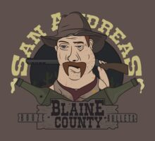 GTAV Blaine County Redneck by fredesigns