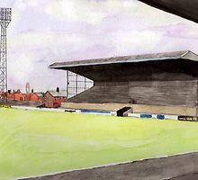 Scunthorpe United - Old Show Ground by sidfox