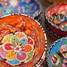 Turkish Pottery - Ku?adas? by M-EK