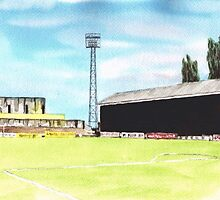 Bournemouth - Dean Court by sidfox