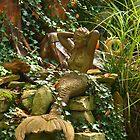 Garden Mermaid by Daniel Owens