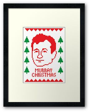 Murray Christmas by gnarlynicole