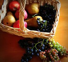 Real Grapes Have Seeds by suburbanjubilee