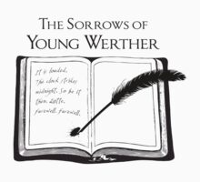 The Sorrows of Young Werther by Goethe by Casi Cline