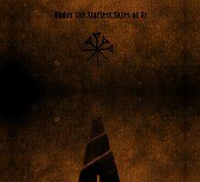 Under the starless skies of Ur by blackbirdsang