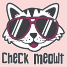 Check Meowt by DetourShirts